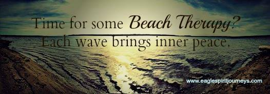 Is it time for some beach therapy?