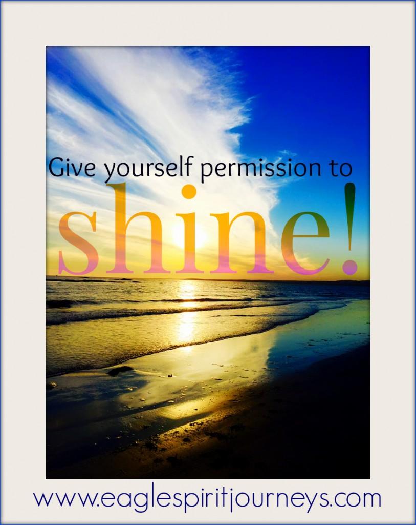 WalkShot (Dec715) Permission to shine