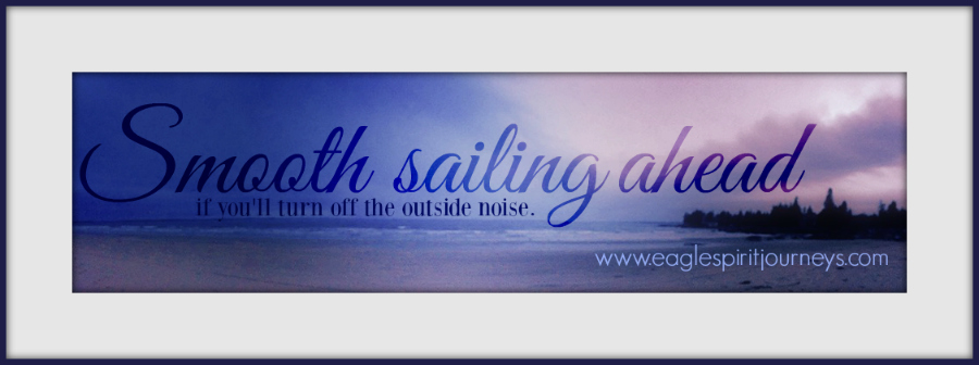 Walkshot (Dec1115) Smooth sailing ahead