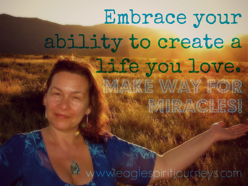 Miracles - your power to create